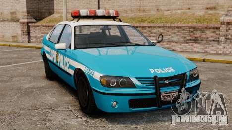Declasse Merit Police Cruiser ELS для GTA 4