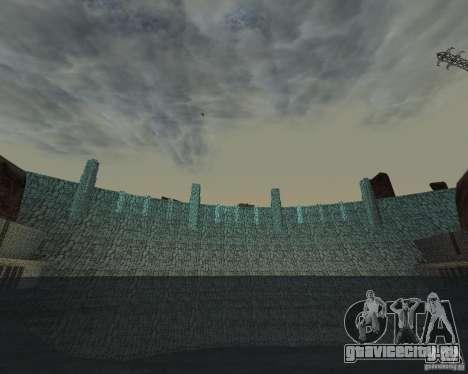 Новая текстура дамбы для GTA San Andreas четвёртый скриншот