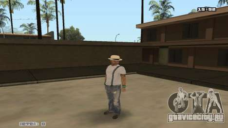 Сборка скинов Rifa для GTA San Andreas