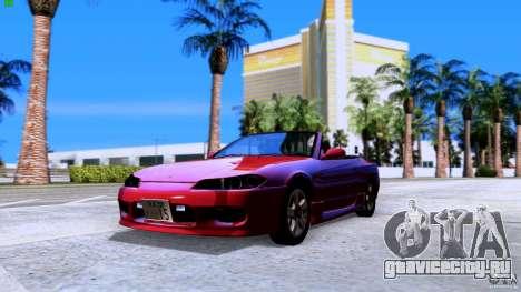 Nissan Silvia S15 Varietta для GTA San Andreas