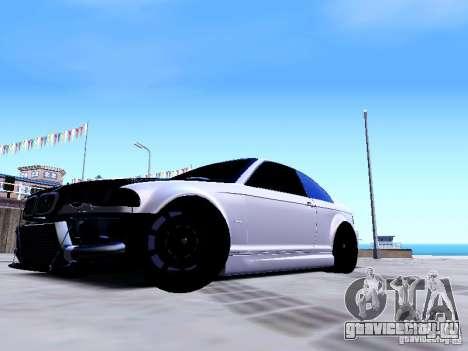 BMW 318i E46 Drift Style для GTA San Andreas