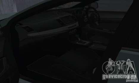 Proton Inspira Camber Edition для GTA San Andreas вид справа