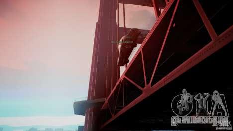 ENBSeries HQ для GTA San Andreas четвёртый скриншот