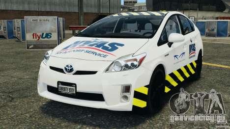 Toyota Prius NY Airport Service для GTA 4