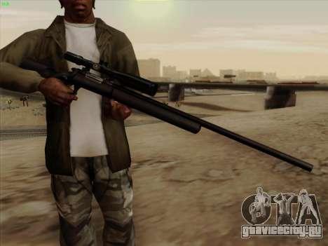 Remington 700 для GTA San Andreas второй скриншот