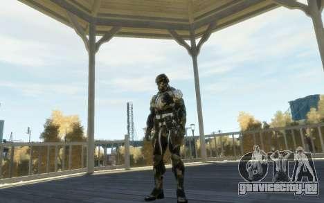 Crysis 3 The Hunter skin для GTA 4 четвёртый скриншот