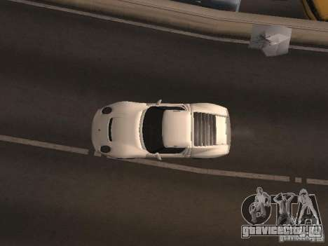 Lamborghini Miura LP670 для GTA San Andreas вид сзади