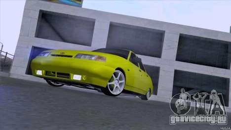 ВАЗ 2110 Жёлтый песок для GTA San Andreas