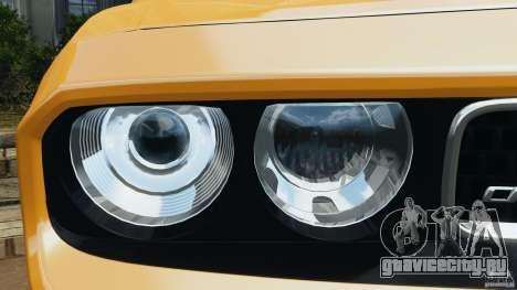 Dodge Challenger SRT8 392 2012 [EPM] для GTA 4 двигатель