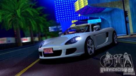 SA Beautiful Realistic Graphics 1.6 для GTA San Andreas четвёртый скриншот