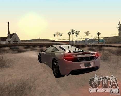 Star ENBSeries by Nikoo Bel для GTA San Andreas девятый скриншот