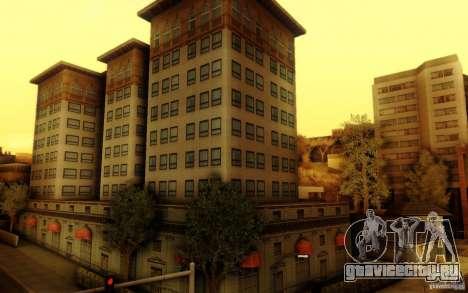 ENBSeries By Eralhan для GTA San Andreas шестой скриншот