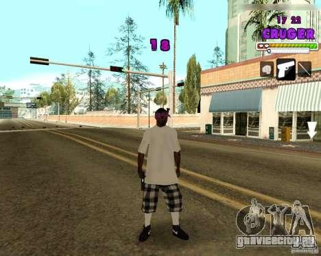Ballas by R.Cruger для GTA San Andreas второй скриншот