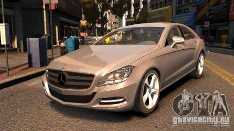 Mercedes-Benz DK CLS350 для GTA 4