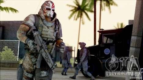 Army Of Two - Devils Cartel для GTA San Andreas второй скриншот