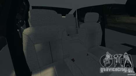 Chevrolet Impala Unmarked Detective [ELS] для GTA 4 вид изнутри