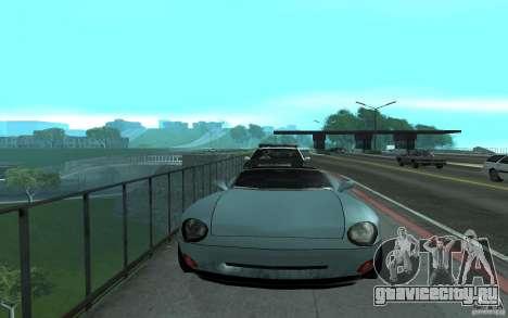 Police на мосту Сан-Фиерро для GTA San Andreas третий скриншот