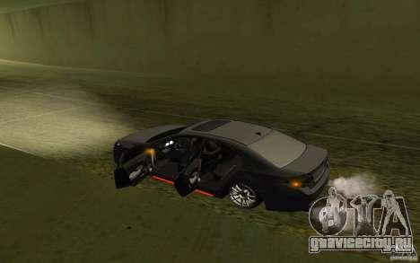 Honda Accord для GTA San Andreas вид сверху