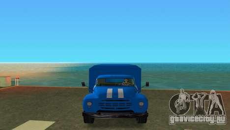 ЗиЛ 130 для GTA Vice City вид справа