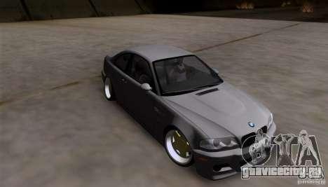 BMW 3-er E46 Dope для GTA San Andreas