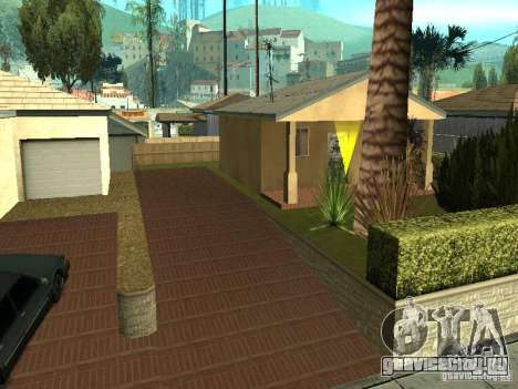 Parking Save Garages для GTA San Andreas второй скриншот