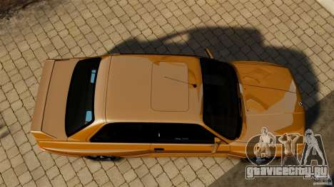 BMW M3 E30 Stock 1991 для GTA 4 вид справа