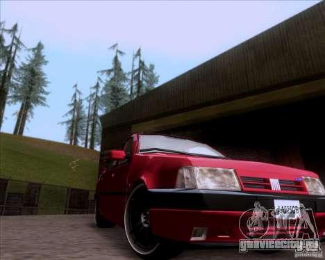 Fiat Tempra 1998 Tuning для GTA San Andreas вид слева