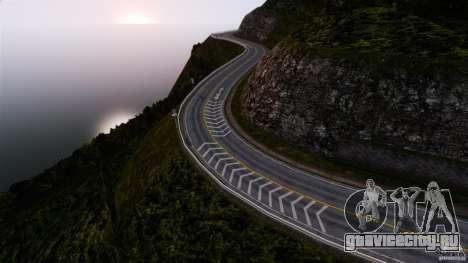 New Akina для GTA 4 шестой скриншот