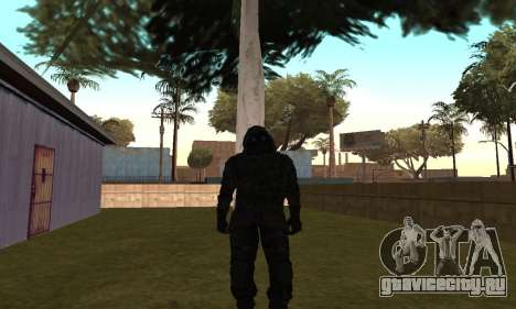 Vector REORC для GTA San Andreas четвёртый скриншот