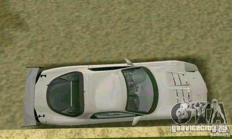 Mazda RX7 tuning для GTA Vice City вид сбоку