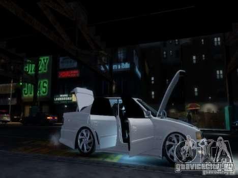 Toyota Chaser 100 TourerV для GTA 4