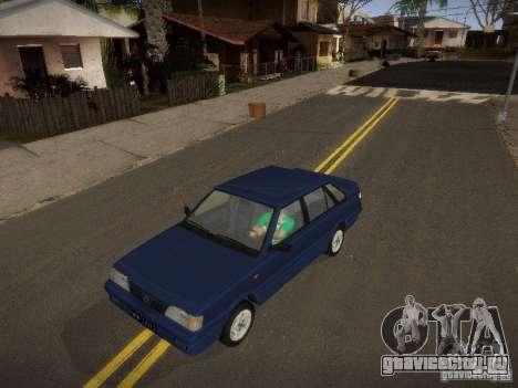 Daewoo-FSO Polonez Atu Plus 1.6 для GTA San Andreas вид справа