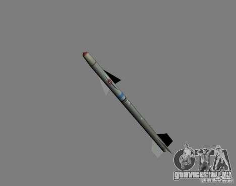 Ракета для GTA San Andreas второй скриншот