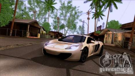 SA Beautiful Realistic Graphics 1.3 для GTA San Andreas