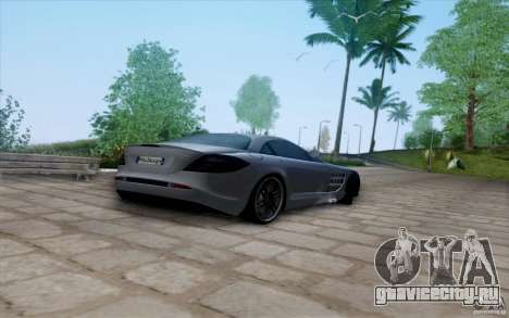 SA Beautiful Realistic Graphics 1.6 для GTA San Andreas второй скриншот