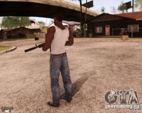 New CJ для GTA San Andreas четвёртый скриншот