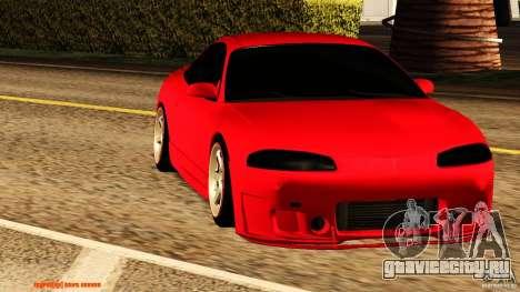 Mitsubishi Eclipse 1998 для GTA San Andreas вид слева