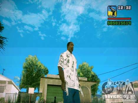 New Weapon Pack для GTA San Andreas восьмой скриншот