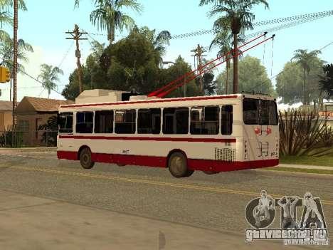 МТрЗ 5279 для GTA San Andreas вид слева