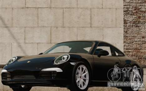 Porsche Cayman S 2006 EPM для GTA 4