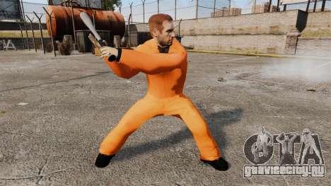 Сэм Фишер v5 для GTA 4 четвёртый скриншот