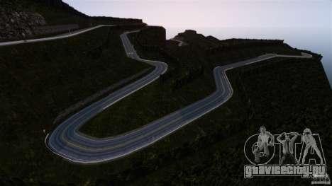 New Akina для GTA 4 девятый скриншот