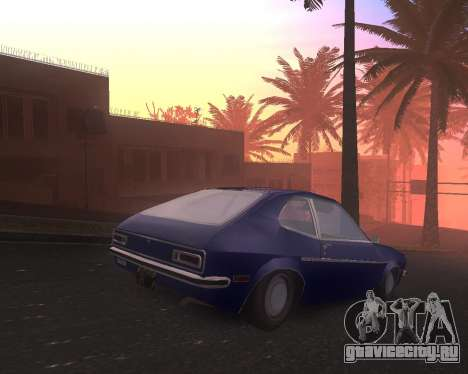 Ford Pinto 1973 Final для GTA San Andreas вид слева