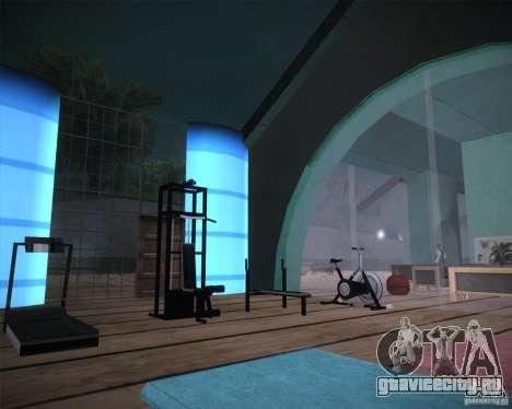 Beach House для GTA San Andreas четвёртый скриншот
