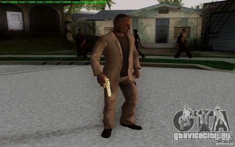 Рауль Менендез 2025 для GTA San Andreas второй скриншот