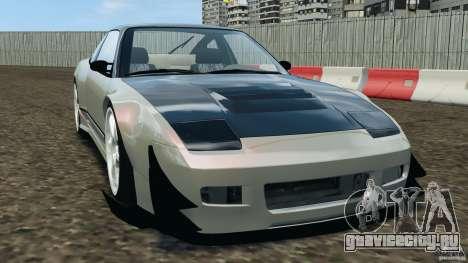 Nissan 240SX Kawabata Drift для GTA 4