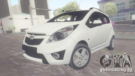 Chevrolet Spark 2011 для GTA San Andreas