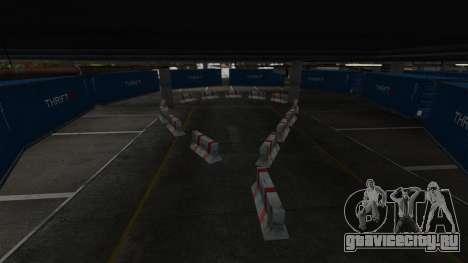 Дрифт-трек у аэропорта для GTA 4 шестой скриншот