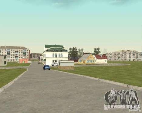 Новый район Поле Чудес для GTA San Andreas