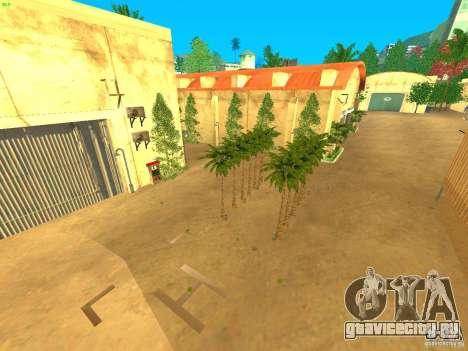 New Studio in LS для GTA San Andreas седьмой скриншот